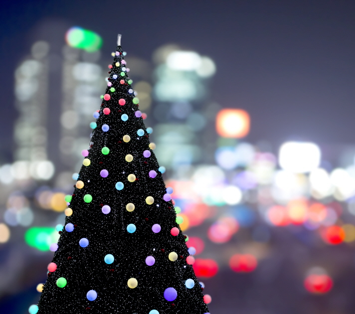 Very Merry Christmas in Seoul